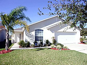 Florida villa photo